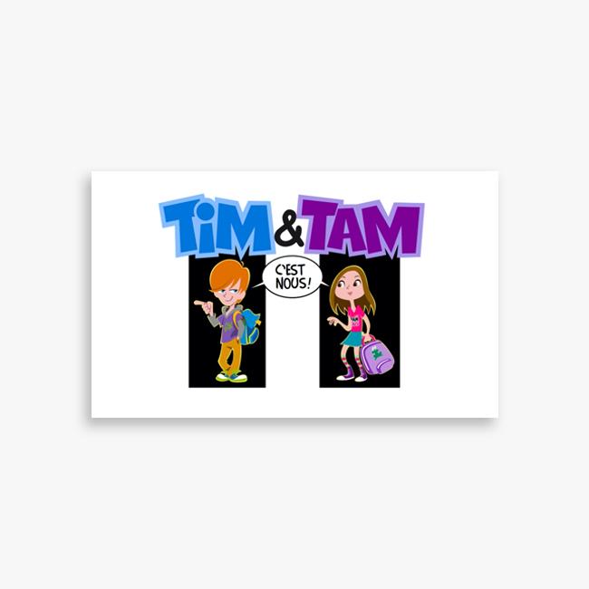 Tim, Tam et les Tic